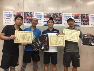 兵庫県民体育大会テニス競技