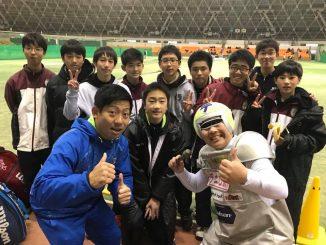 近畿中学校新人テニス大会